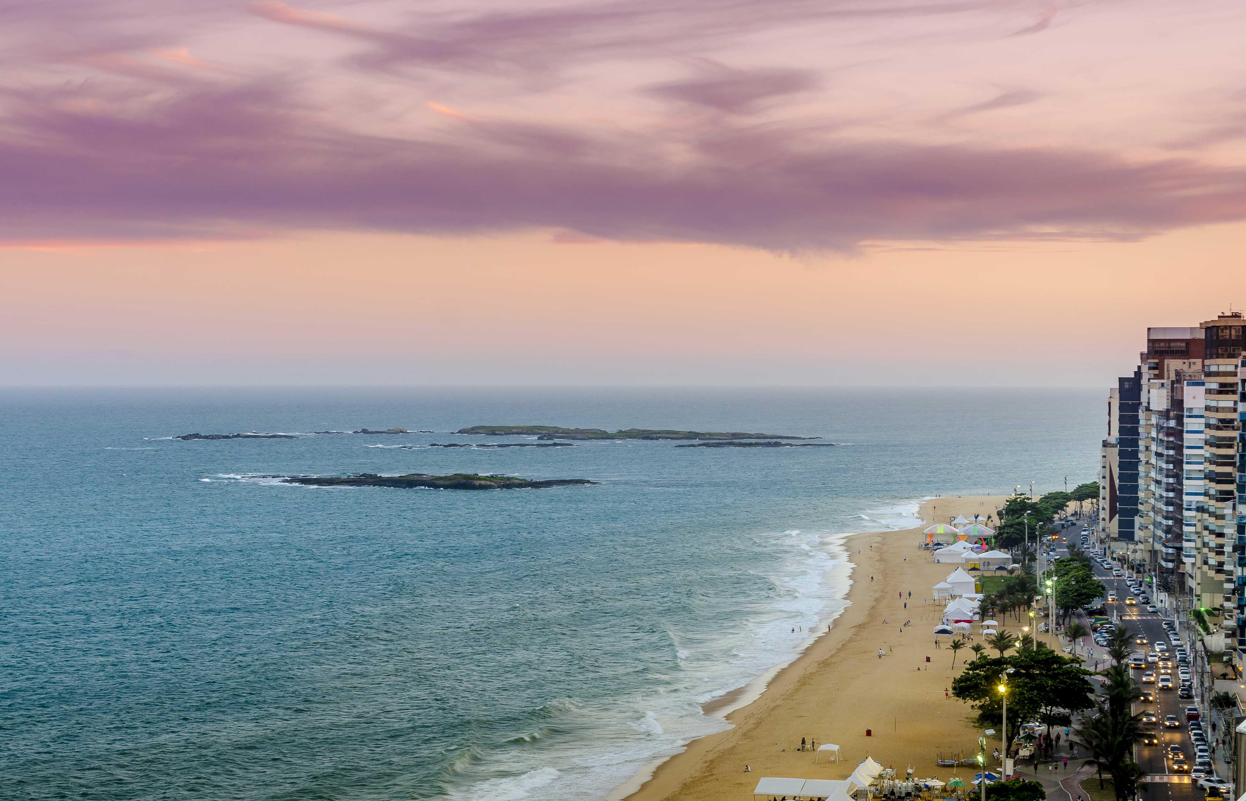 Orla da Praia da Costa